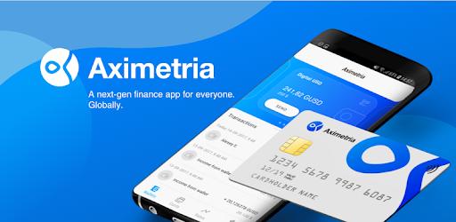 Aximetria - crypto wallet & mobile banking - by Aximetria GmbH