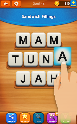 Word Jumble Champion apkpoly screenshots 1