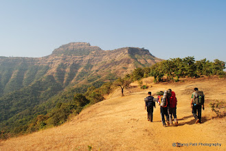 Photo: To Rajgad