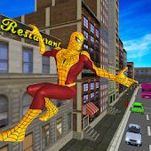 Tải Super Spider Street Crime Fighter APK