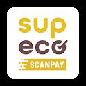 SUPECO SCANPAY icon