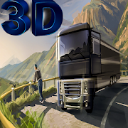 Truck Driving Simulation-Load Transportation 17