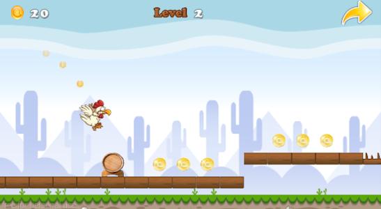 Funny Chicken screenshot 4