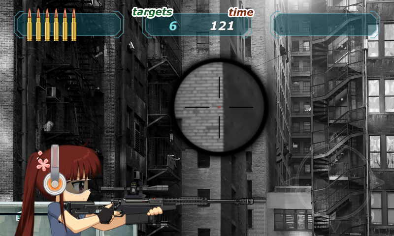 Anime Sniper- screenshot