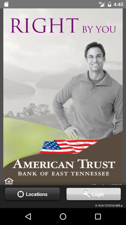 American Trust Freedom Banking- screenshot