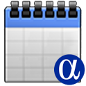 AlphaAgent Calendar Free icon