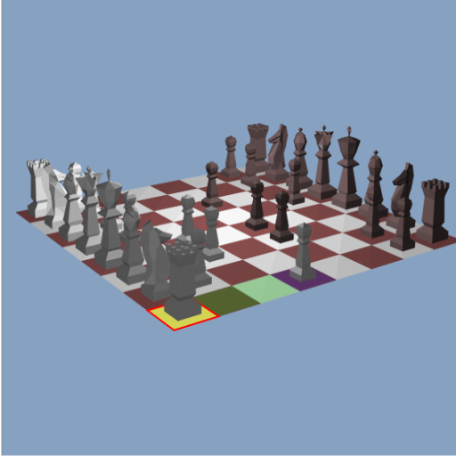 html chess 3d