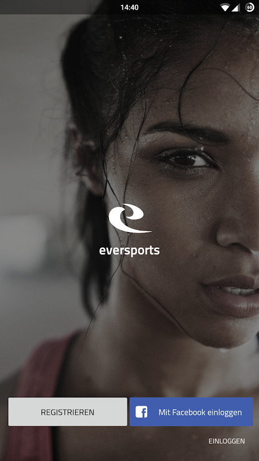 Eversports – Screenshot