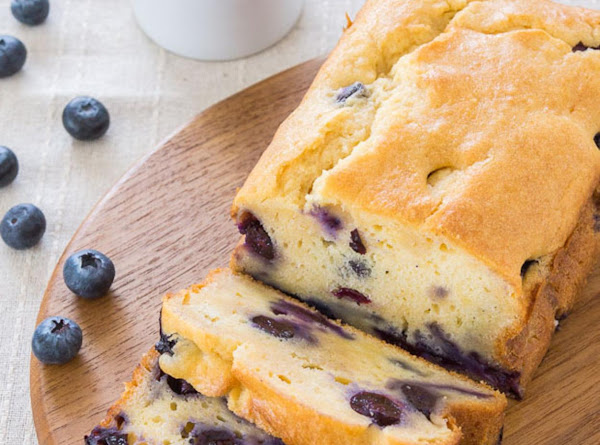 Blueberry Maple Cake Recipe