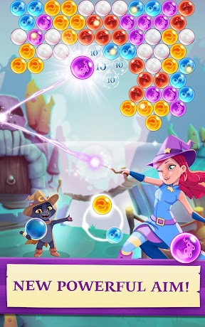Bubble Witch 3 Saga 2.5.4 (Mod) Apk