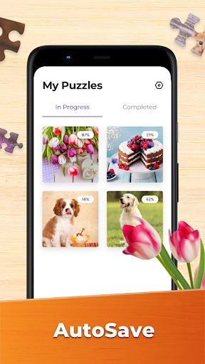 Jigsaw Puzzles - HD Puzzle Games apktram screenshots 7
