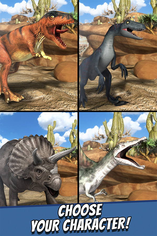 Dinos Aurous - Dinosaur Game- screenshot