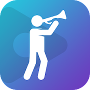tonestro for Trumpet - practice rhythm & pitch