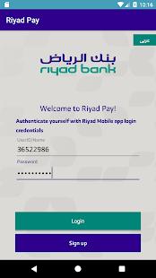 Riyad Pay - náhled