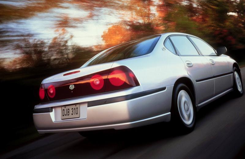 Photo: 2000 Chevrolet Impala
