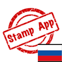 Stamps Russia, Philately icon