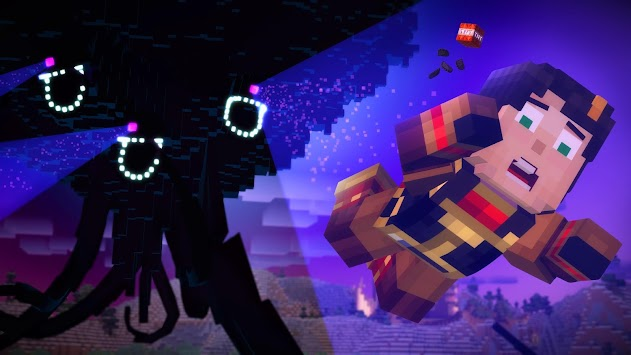 Minecraft: Story Mode APK screenshot thumbnail 6