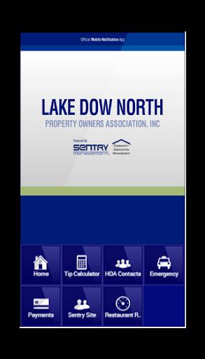Lake Dow North Property OA