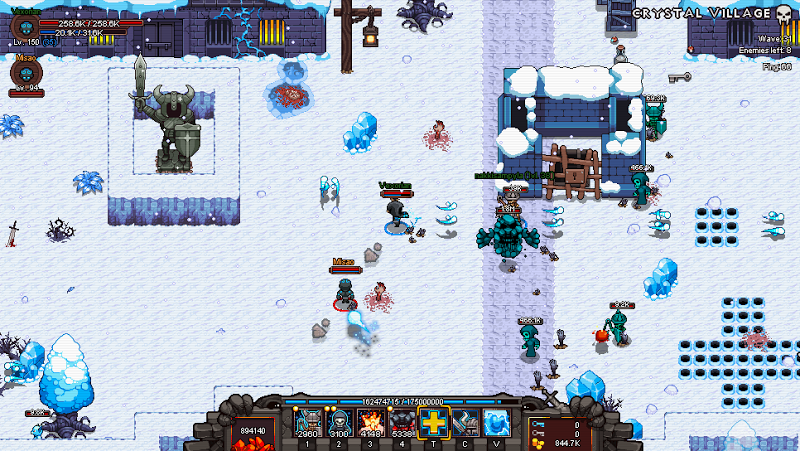 Hero Siege: Pocket Edition Screenshot 9