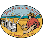 "Logo of The Beer Company ""dude"" Imperial Red"