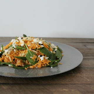 Tandoori Rice Salad