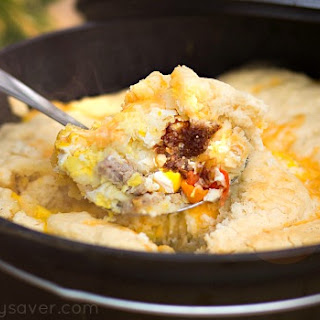7 Layer Dutch Oven Country Breakfast Recipe