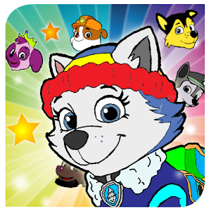 Candy Match Paw Puppy Patrol for PC and MAC
