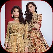 Traditional Bridal Photo Suit:Girl Wedding Dress