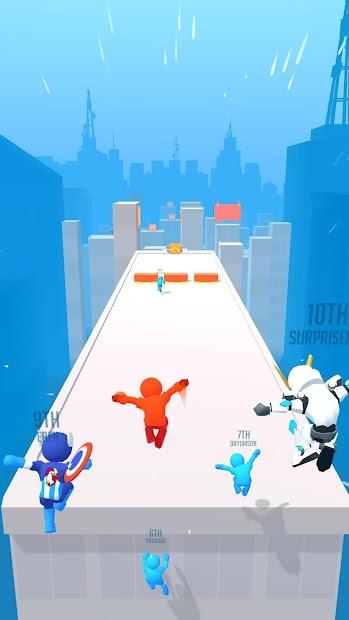 Parkour Race - Freerun Game Android App Screenshot