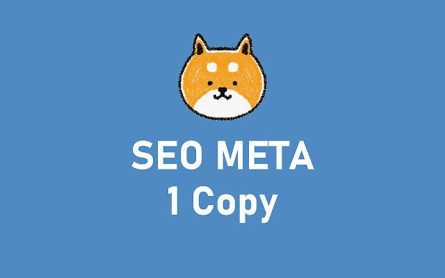 SEO META 1 Copy
