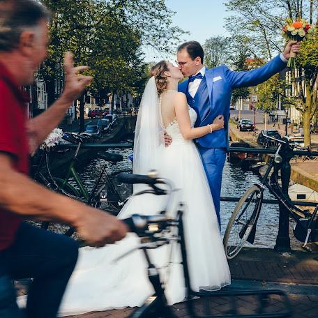 Wedding photographer Teun Bakker (teun). Photo of 23.11.2017