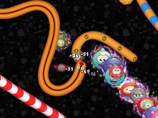 Worms Zone .io - Voracious Snake 1.2.4 screenshots 6