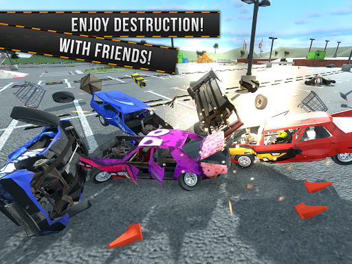 Demolition Derby Multiplayer screenshot 6