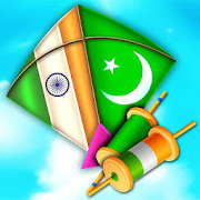 India Vs Pakistan Kite Fly Adventure for Fun