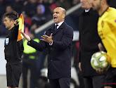 Bondscoach Roberto Martinez maakt zich zorgen om Yannick Carrasco
