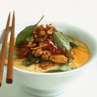 Chicken Thai Yellow Curry Recipe