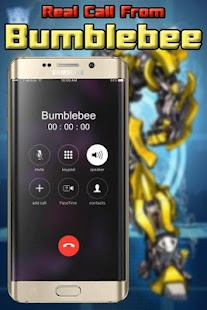 call from bumblebee the best - náhled