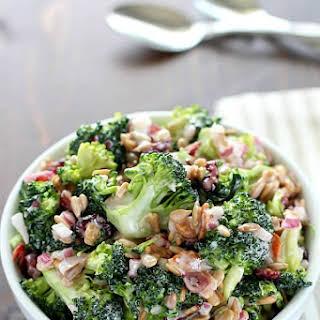 Healthy Broccoli Salad Recipes.