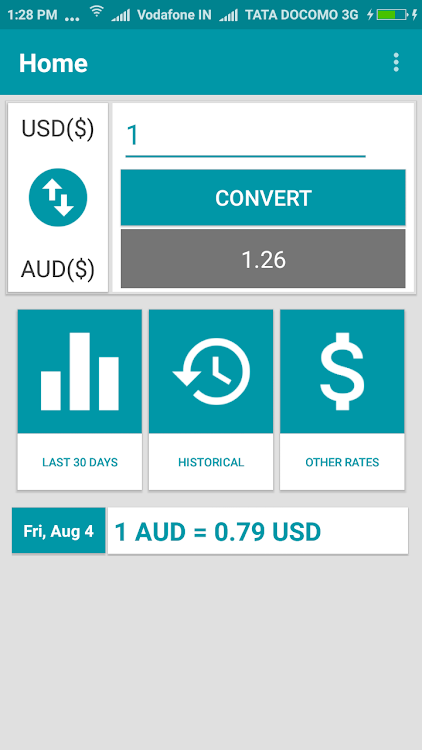 Aud To Usd Converter Android S