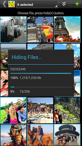 Gallery Lock Pro(Hide picture)  screenshots 3