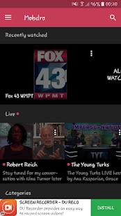 |Mobdro Tv : Apps| - náhled