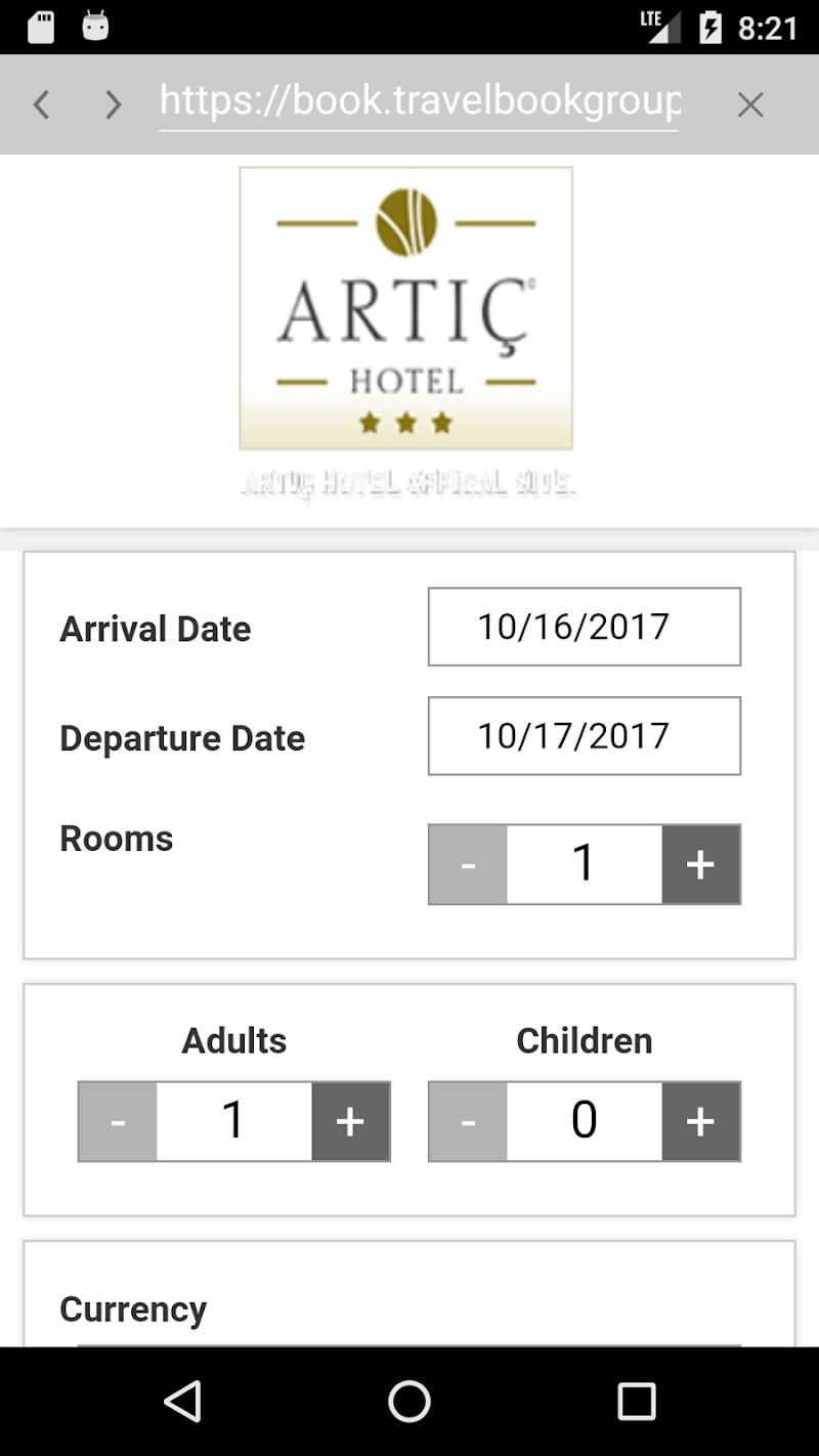 Скриншот Artic Hotel
