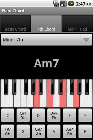 Piano Chords Apk 141 Download Only Apk File For Android