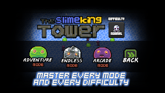 The Slimeking's Tower (No ads) v1.2.1