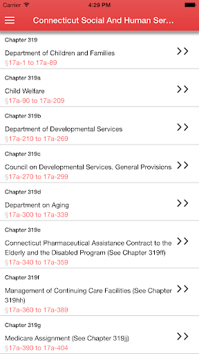 CT Social Human Services