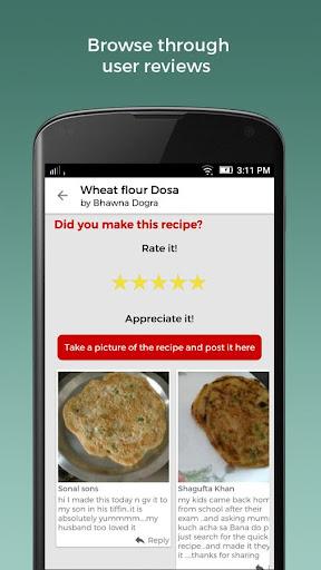 玩免費遊戲APP|下載BetterButter - Indian Recipes app不用錢|硬是要APP