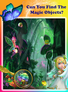 Mystery Magic Castle : Hidden Objects Screenshot