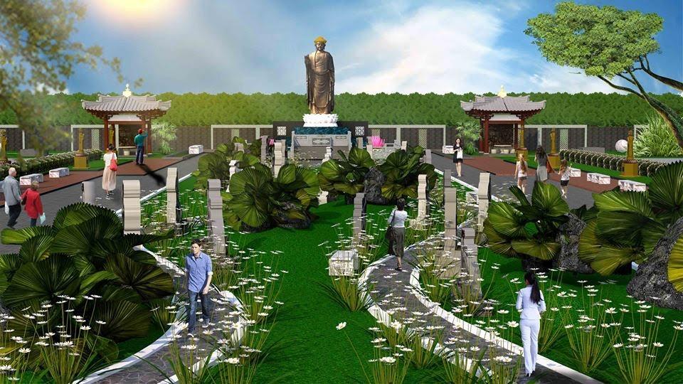 Vườn Nhị Thập Tứ Hiếu tại Công viên Vĩnh Hằng