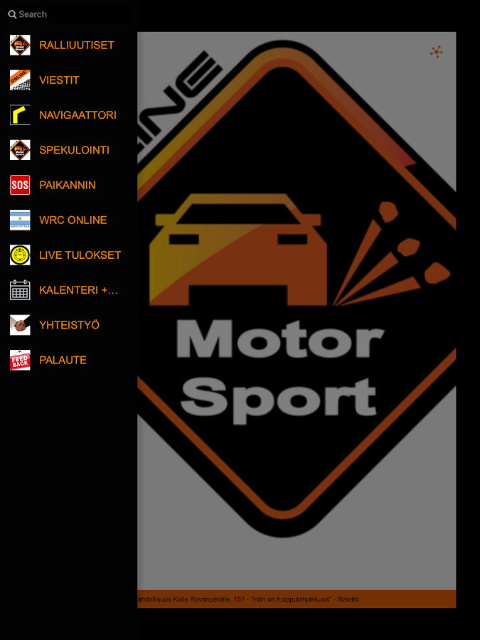 Motorsport Online- screenshot