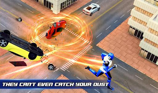Grand Police Robot Speed Hero City Cop Robot Games 4.0.0 screenshots 11
